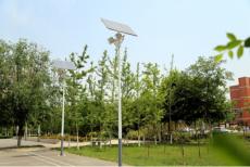 山東淄博太陽能路燈生產廠家太陽能路燈施工