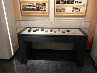 深圳实创专业博物馆展示柜制作厂家古董柜
