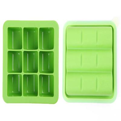 热卖创意个性易取制冰器食品级硅胶冰格原厂