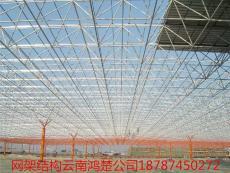 昆明网架结构制作安装