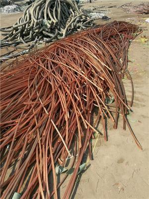哪里有特高压电缆 回收带皮旧铝线厂家