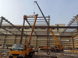 高空作业车出租公司高空钢结构焊接切割
