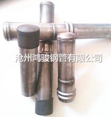 寧波廠價57x1.4鉗壓式聲測管 套筒式聲測管