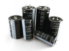 中山康富松牛角電解電容UPS電源專用電解