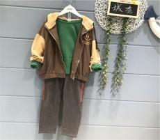 广州十三行城秀新款品牌童装尾货进货渠道