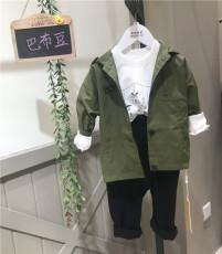 广州沙河巴布豆2019新款品牌童装货源走份批
