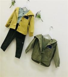 临沂金果果知名品牌冬季新款童装货源