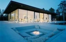 私家別墅庭院設計廣大業主好評-五行園林