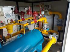 辽宁LNGCNG调压器 燃气调压箱 燃气过滤器