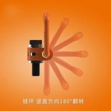 厂家直销合金钢材质侧拉旋转吊环