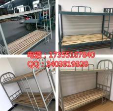 直销铁架宿舍床合肥加厚上下铺床特价员工床