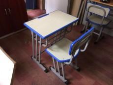 特价单人课桌椅出售合肥全新培训桌椅包送货