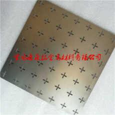 磨光钨片 钨加工件 切割钨配件 高精度钨板