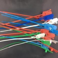 SL-01F手撕塑料封條405mm集裝箱塑料封條