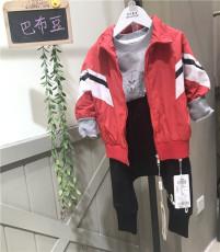邯郸巴布豆新款品牌童装儿童服装厂家