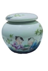 陶瓷蜂蜜罐廠家定制