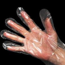 PE塑料薄膜透明手套價格