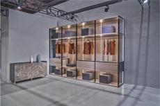 翰諾威玻璃衣柜定制 看得到的生活