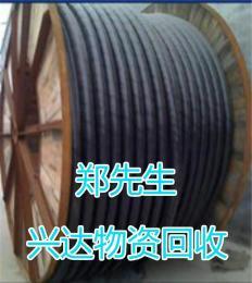 三门峡电缆回收 废旧电缆回收拓展物资交易