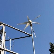 400W小型風力發電機報價 小型風力發電機廠