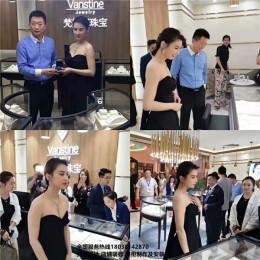 品牌珠宝展示柜不锈钢珠宝展示柜深圳厂家