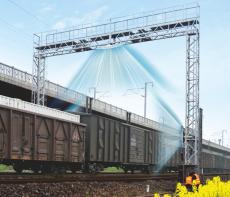 货车装载状态高清视频监控系统 智能货检