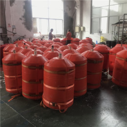 水电站的取水口浮筒式拦污排垃圾拦截网