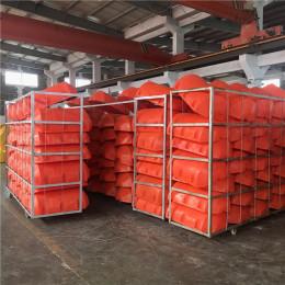 自浮式拦污漂排高强度拦漂浮筒批发商