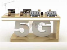 2019新款中國移動5G手機體驗臺圖片
