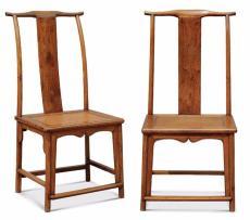 交易黄花梨灯挂椅正规的地方哪有