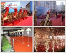 深圳龍華清湖出租花籃啟動球紅地毯慶典物料