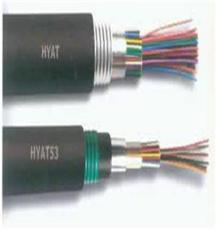周村通信电缆HYAC