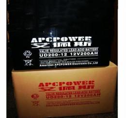 艾佩斯蓄电池UD7-12 12V7AH代理商报价