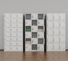 出售员工更衣柜 多门储物柜 合肥全新换衣柜