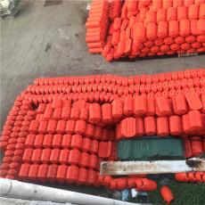 水電站入水口垃圾攔漂裝置攔污排浮筒價格