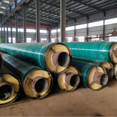 直埋鋼套鋼管道-地埋保溫管
