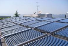 上海大小型太阳能热水器工程设备系统厂家