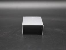 龍大凈化鋁材U型槽鋁50馬槽50鋁卡槽凈化工