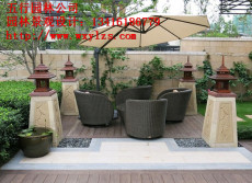 好口碑2000平的別墅庭院設計公司-五行園林