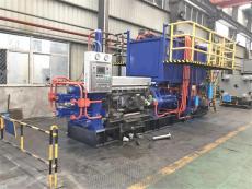 自動化鋁材擠壓機無縫圓管擠壓成型生產設備