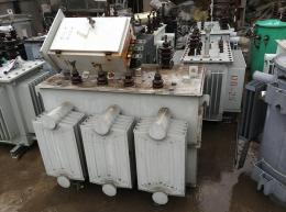 百色变压器回收百色高价回收二手变压器