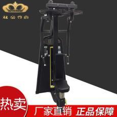 双豪尊爵商用力量器械必确直臂夹胸反飞鸟