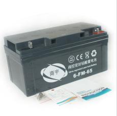 商宇铅酸蓄电池6-GFM-65 12V65AH货到付款