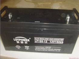 樂泊爾鉛酸蓄電池LP24-12 12V24AH通信基站