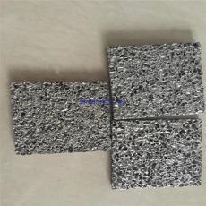 聲屏障泡沫鋁吸聲泡沫鋁墻壁裝修消音板開孔