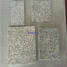 隔音板 鋁濾板 吸聲板泡沫鋁板聲屏障