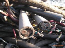 广州白云区废旧电缆回收价格