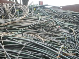 江门二手电缆回收废旧电线收购