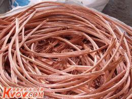 广州萝岗区二手旧电缆线回收价格