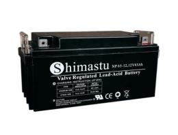 原装Shimastu铅酸蓄电池NP40-12 12V40AH